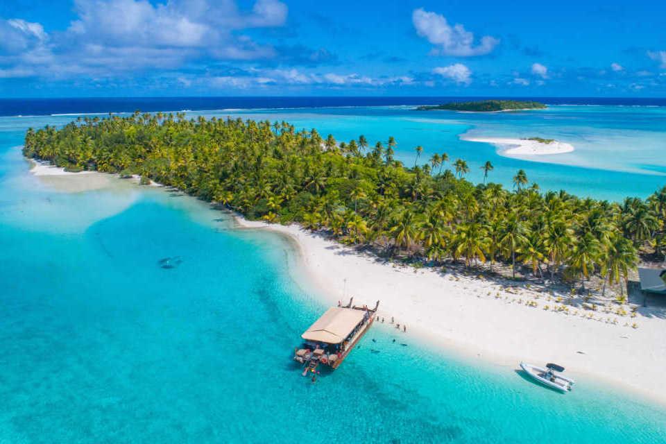 Aitutaki One Foot Island and Vaka Cruise 960x640